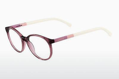 Brille Lacoste L3619 539 - Rot, Tortoise