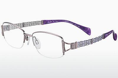 Brille LineArt XL2068 VO - Purpur