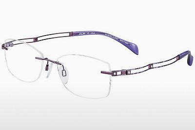 Brille LineArt XL2069 VO - Purpur