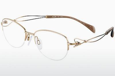 Brille LineArt XL2078 GP - Gold