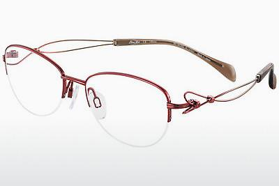 Brille LineArt XL2078 RE - Rot