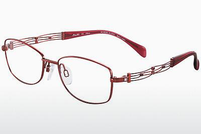 Brille LineArt XL2080 RE - Rot