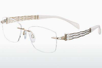 Brille LineArt XL2082 WG - Gold