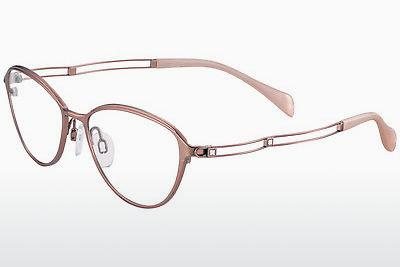 Brille LineArt XL2092 BE - Braun