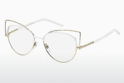 Brille Marc Jacobs MARC 12 U05 - Gold, Weiß