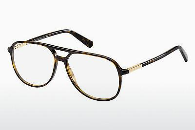Brille Marc Jacobs MJ 549 ANT - Gold, Braun, Havanna
