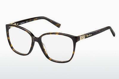 Brille Max Mara MM 1235 086 - Braun, Havanna