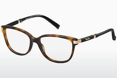 Brille Max Mara MM 1253 BHZ - Gold, Braun, Havanna