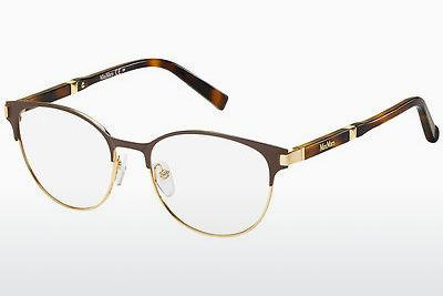 Brille Max Mara MM 1254 D18 - Braun, Gold, Havanna