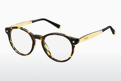Brille Max Mara MM 1272 UPO - Havanna, Gold