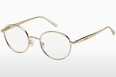 Brille Max Mara MM 1289 000 - Rosa, Gold
