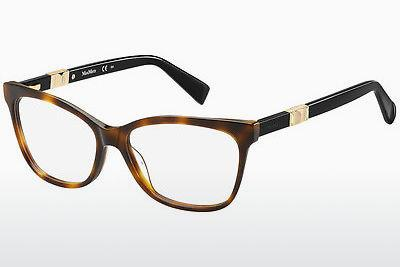 Brille Max Mara MM 1290 BHZ - Gold, Braun, Havanna