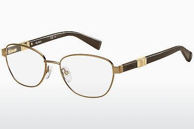 Brille Max Mara MM 1292 LRQ - Braun, Gold