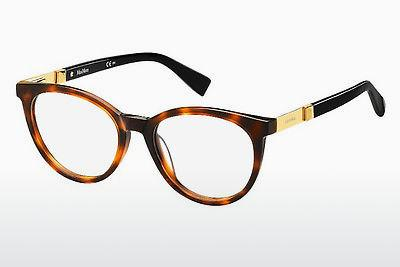 Brille Max Mara MM 1307 581 - Braun, Havanna