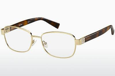 Brille Max Mara MM 1320 06J - Gold, Braun, Havanna