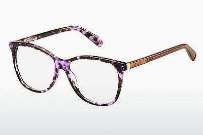 Brille Max & Co. MAX&CO.289 VQI - Purpur, Braun, Havanna