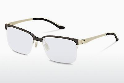 Brille Mercedes-Benz Style MBS 2049 (M2049 D) - Grau, Gold