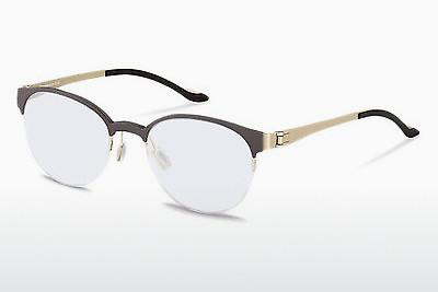 Brille Mercedes-Benz Style MBS 2055 (M2055 C) - Grau, Gold