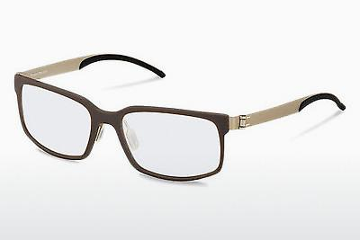 Brille Mercedes-Benz Style MBS 4015 (M4015 D) - Grau, Gold