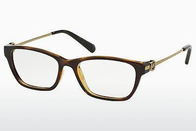 Brille Michael Kors DEER VALLEY (MK8005 3006) - Braun, Havanna