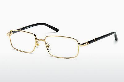 Brille Mont Blanc MB0475 028 - Gold