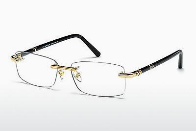 Brille Mont Blanc MB0476 028 - Gold