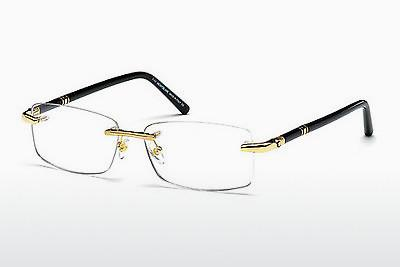 Brille Mont Blanc MB0476 032 - Gold