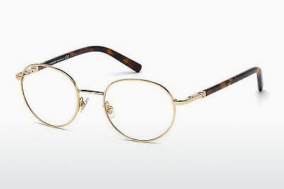 Brille Mont Blanc MB0557 028 - Gold
