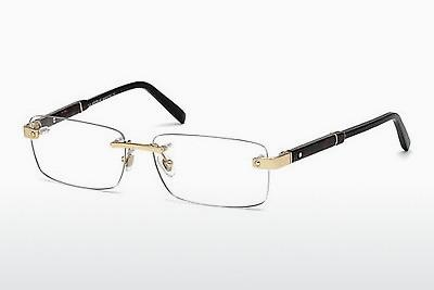 Brille Mont Blanc MB0617 028 - Gold