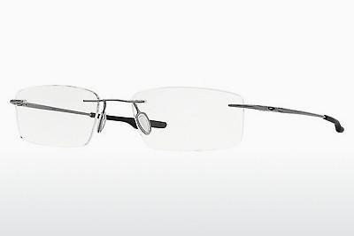 Brille Oakley KEEL (OX3122 312203) - Weiß, Chrome