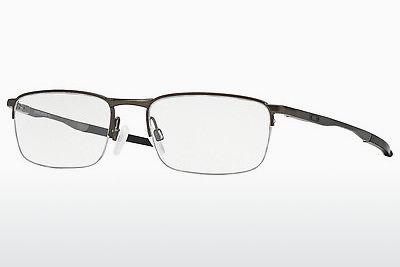 Brille Oakley BARRELHOUSE 0.5 (OX3174 317402) - Silber, Pewter