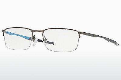Brille Oakley BARRELHOUSE 0.5 (OX3174 317406) - Silber, Pewter