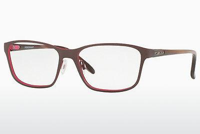 Brille Oakley PENCHANT (OX3214 321404) - Rot
