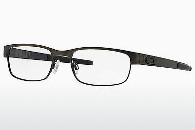 Brille Oakley METAL PLATE (OX5038 503802) - Silber, Pewter