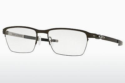 Brille Oakley TINCUP 0.5 TITANIUM (OX5099 509903) - Silber, Pewter