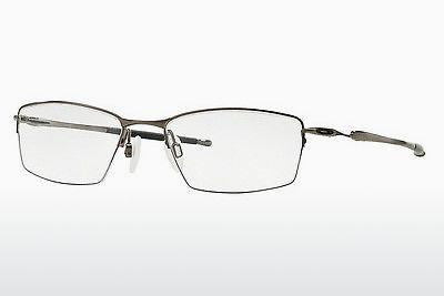 Brille Oakley LIZARD (OX5113 511303) - Weiß, Chrome