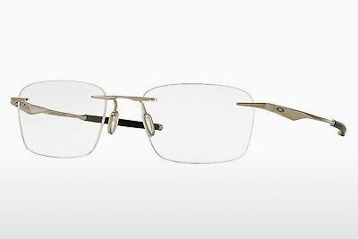 Brille Oakley WINGFOLD EVS (OX5115 511503) - Weiß, Chrome