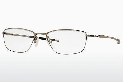 Brille Oakley Lizard 2 (OX5120 512004) - Weiß, Chrome