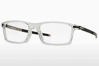 Brille Oakley PITCHMAN (OX8050 805002) - Weiß, Clear