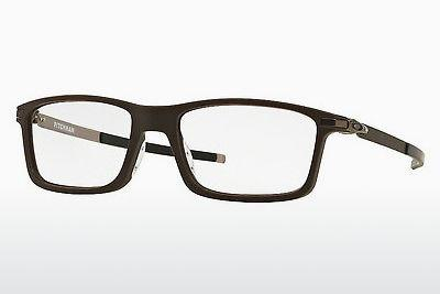 Brille Oakley PITCHMAN (OX8050 805004) - Braun, Brownstone