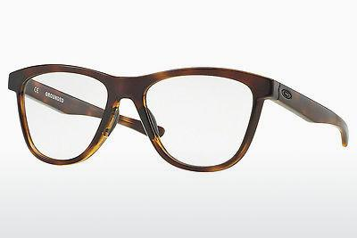 Brille Oakley GROUNDED (OX8070 807002) - Braun, Schildkröte