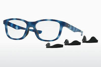 Brille Oakley CROSS STEP (OX8106 810605) - Blau, Braun, Havanna