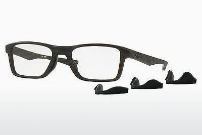 Brille Oakley FIN BOX (OX8108 810803) - Braun