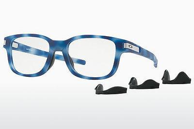 Brille Oakley LATCH SS (OX8114 811404) - Blau, Braun, Havanna