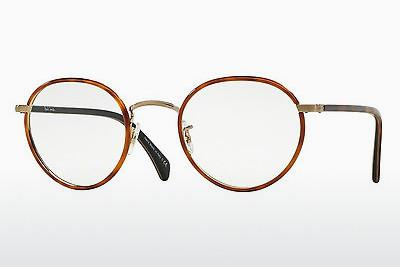 Brille Paul Smith KENNINGTON (PM4073J 5236) - Orange, Braun, Havanna, Gold