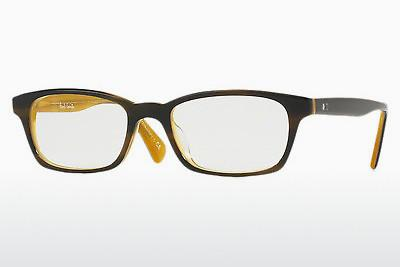 Brille Paul Smith WOODLEY (PM8140 1092) - Schwarz, Braun, Havanna, Gold