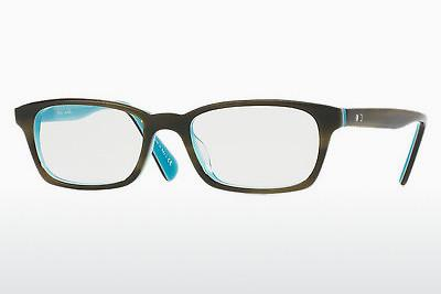 Brille Paul Smith WOODLEY (PM8140 1345) - Grün, Braun, Havanna