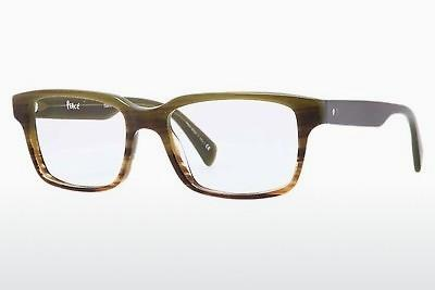 Brille Paul Smith CHARLTON (PM8207 1192) - Grün, Braun, Havanna