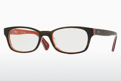 Brille Paul Smith DALBY (PM8211 1365) - Grün, Braun, Havanna