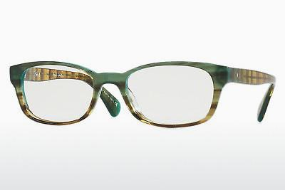 Brille Paul Smith DALBY (PM8211 1393) - Grün, Braun, Havanna